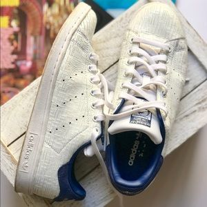Adidas Stan Smith /cracked leather